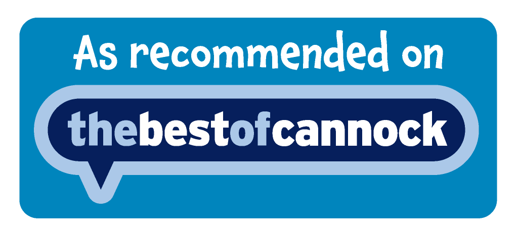 Reccommended on The Best Of Cannock
